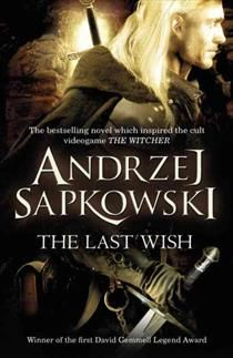 Andrzej Sapkowski's books  1. Last Wish, 2. Sword of Destiny, 3. Blood of elves, 4. Time of Contempt, 5. Baptism of Fire. Loved reading them, and can hardly wait for the next.