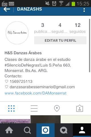 ❥ Tenemos #Instagram!!! ya nos seguís?! :) vamos a subir muuuuuuuuuuuuchas fotos y videos de nuestros ensayos   #HSDanzasÁrabes