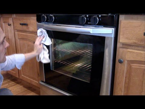How to take apart an Oven Door to clean the Glass - YouTube & 25+ unique Clean oven glass door ideas on Pinterest | Cleaning ... pezcame.com