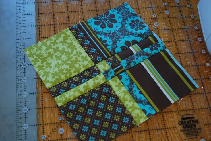 Quilting Tutorial: Simple & Cute Quilting Block. The Disappearing 4 Patch