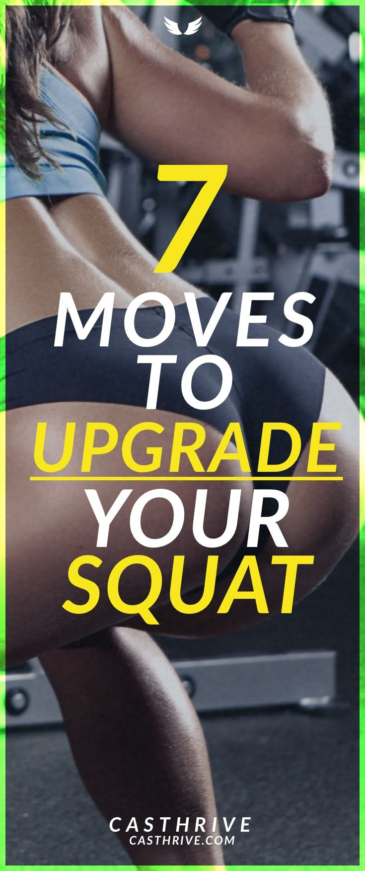 7 Squat Moves Strong Legs Better Butt Why Should You Do Squats? First, a few reasons. Muscle-Builder A full body exercise like Squats helps to release testosterone which promotes that your muscles growth.