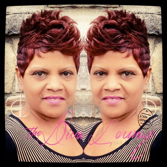 1000 ideas about short funky hairstyles on pinterest for 360 salon montgomery al