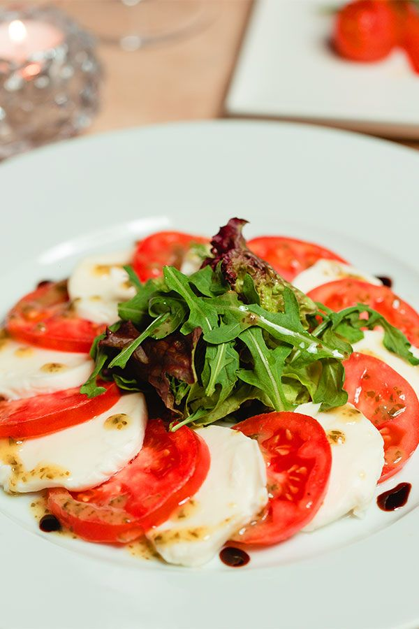 Caprese Salad Recipes With Balsamic Vinegar