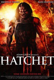 Hatchet 3 Full Movie Download. A search and recovery team heads into the haunted swamp to pick up the pieces and Marybeth learns the secret to ending the voodoo curse that has left Victor Crowley haunting and terrorizing Honey Island Swamp for decades.