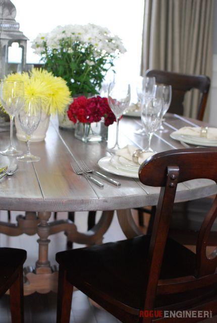 Elegant 70 Inch Round Table Top
