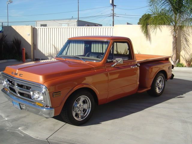 1970 GMC Shortbed Classic Truck