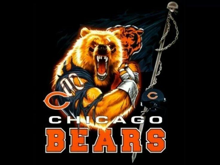 Da Bears!!! For my momma <3