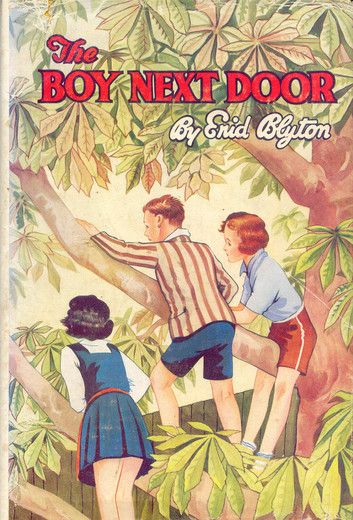 The Boy Next Door by Enid Blyton... I read this book over and over as a child
