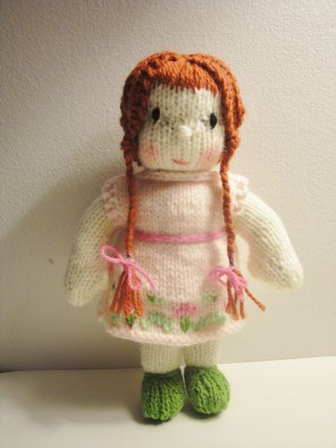 Knitting Patterns For Waldorf Dolls : 23 best images about Knitted Animal strikket dyr on ...