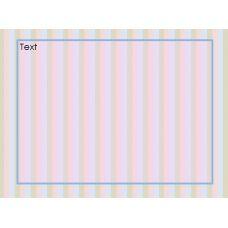 Soft Beige Pink Blue Stripes