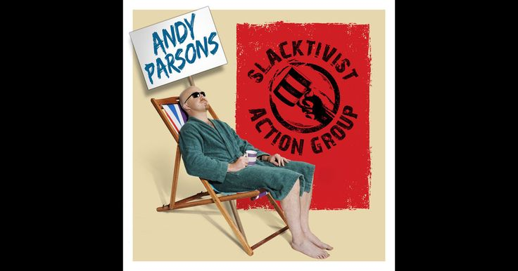 Download past episodes or subscribe to future episodes of Andy Parsons: Slacktivist Action Group by Acast for free.