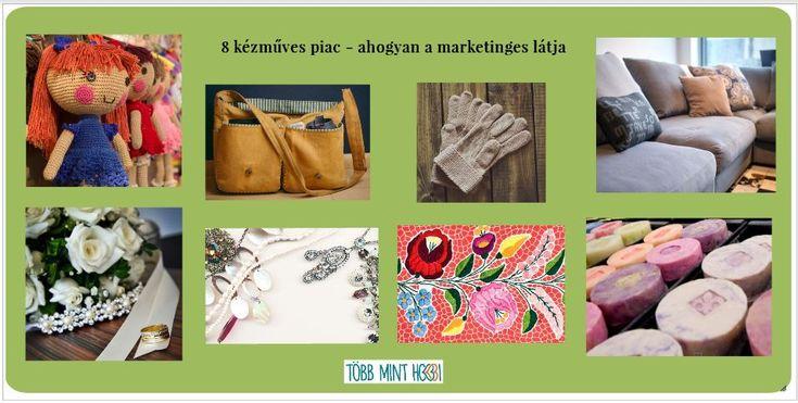 Fedezd fel újra a saját piacodat a Több mint hobbi szemüvegén keresztül! 8 kézműves piacelemzés érhető el április 25. hétfőig! http://go.tobbminthobbi.hu/piacelemzesek