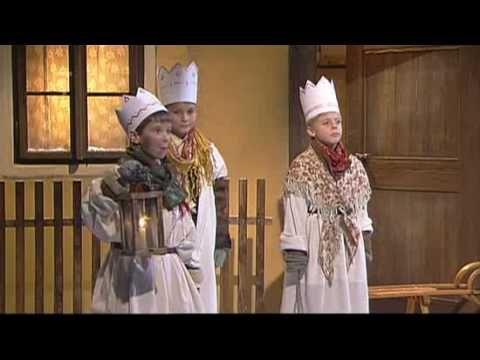 Nové Zpívánky - My tři králové - Jaroslav Krček, Musica Bohemica, Boni pueri (Petr Hanovec, Matěj Rosulek, Petr Vanc), Miroslav Táborský