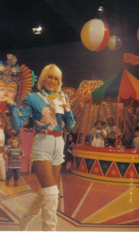 Xuxa início de 90s
