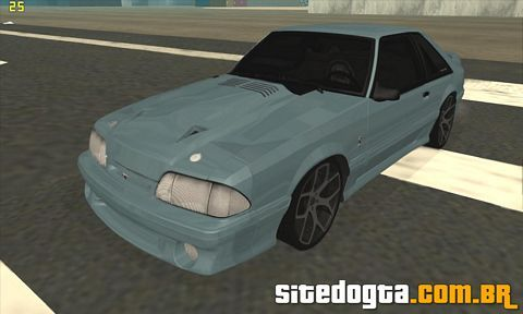 Ford Mustang Cobra Custom 1993 para GTA San Andreas