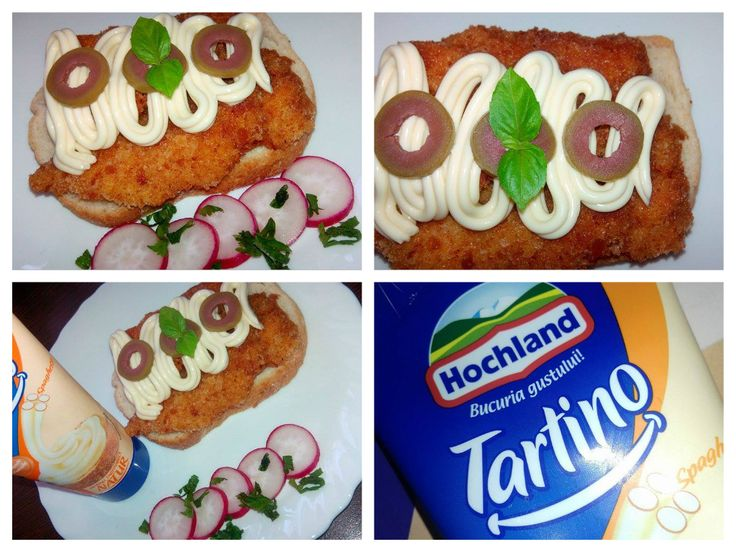 Snitele apetisante cu Hochland Tartino bune chiar si pentru mofturosi :P #buzztartino