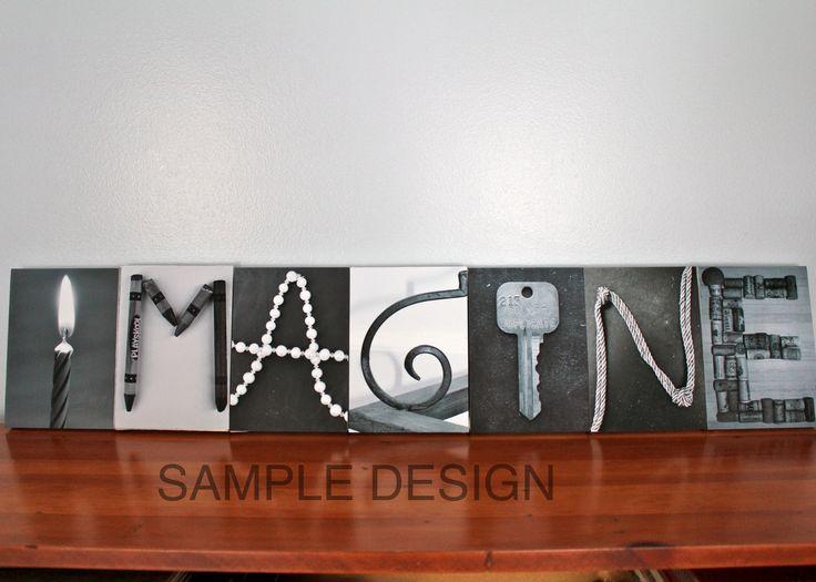 Unique And Custom Alphabet Photography Etsy Listing