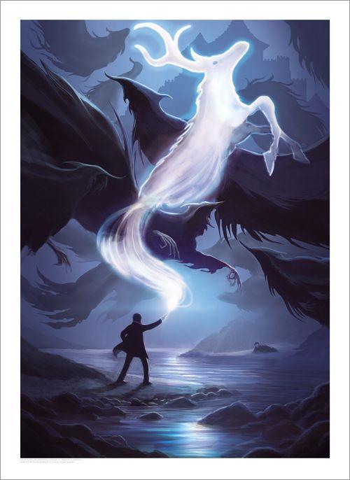 [Arte e Design] Arte das Capas Originais dos 7 Livros da Série Harry Potter | PopHD - Harry Potter and The Prisioner of Azkaban >> veja mais em www.pophd.com.br