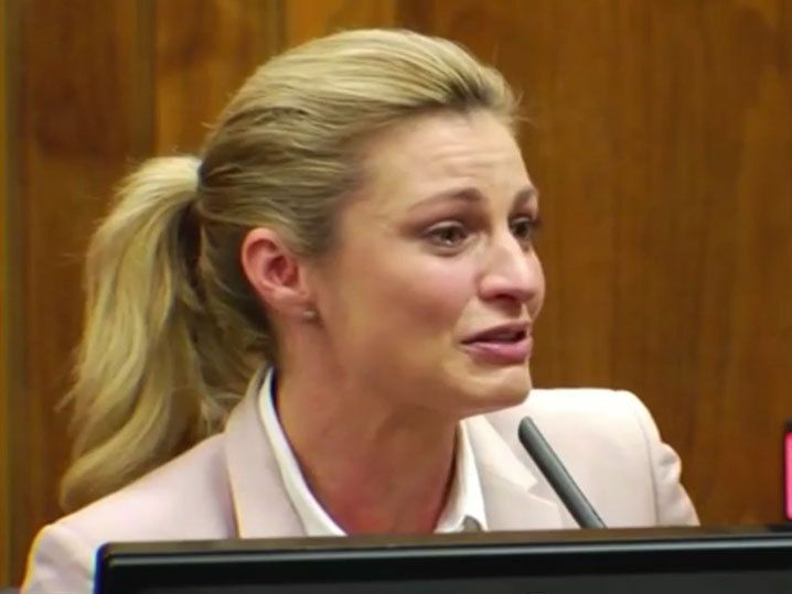 Erin Andrews -- Peeping Tom Trial ... And The Verdict Is ... (LIVESTREAM)