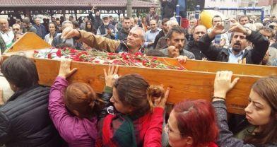 'Benim kızım Laz'dı, onun yanında Kürtler, Türkler, Çerkesler öldü'