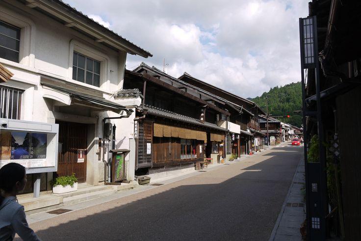 恵那市岩村町 Iwamura, Ena-city