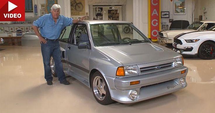 Jay Leno Presents The Remarkable Ford Festiva V6 Shogun #Ford #Ford_Videos