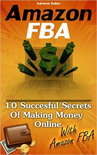 Learn how to start an Amazon FBA side hustle in your spare time. http://www.amazon.co.uk/dp/B017DYMQ3E