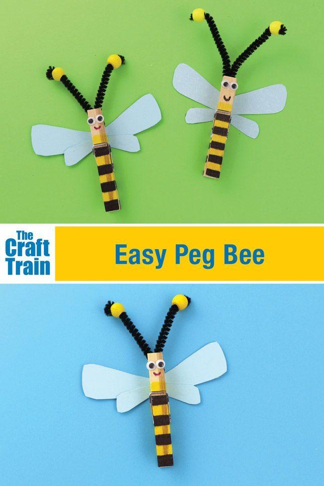 4923 best Simple Kids Craft Ideas images on Pinterest ...