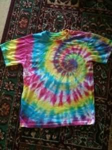 Tie Dye Tutorial for all kinds of different patterns