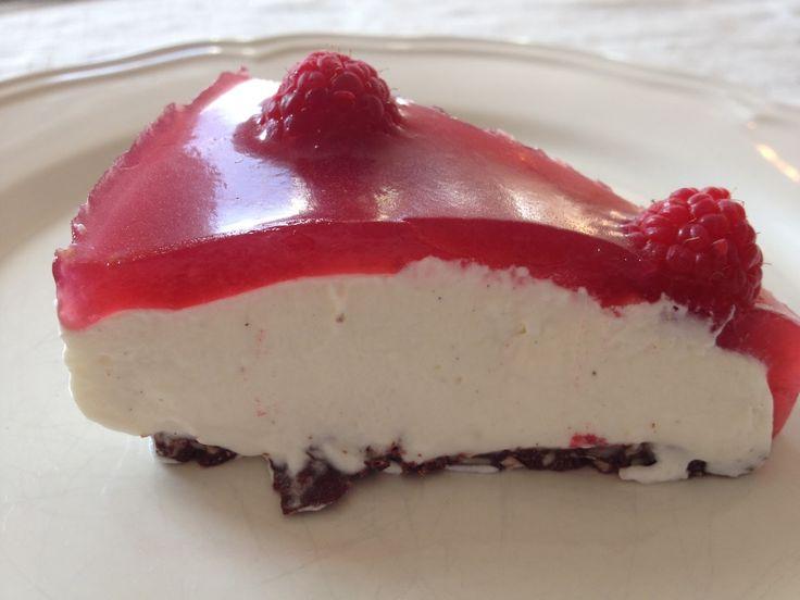 Lidt af Line: Cheesecake på lchf manér!
