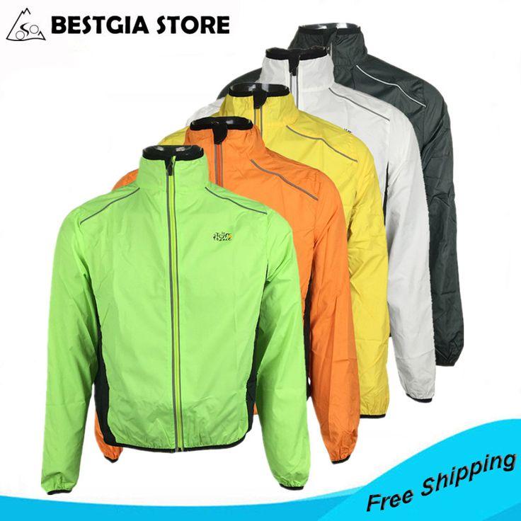 Hot Selling Ultra-light Tour De France Bicycle Jacket Bike Windproof Raincoat Road Track MTB Aero Cycling Wind Coat Men Clothing #Affiliate