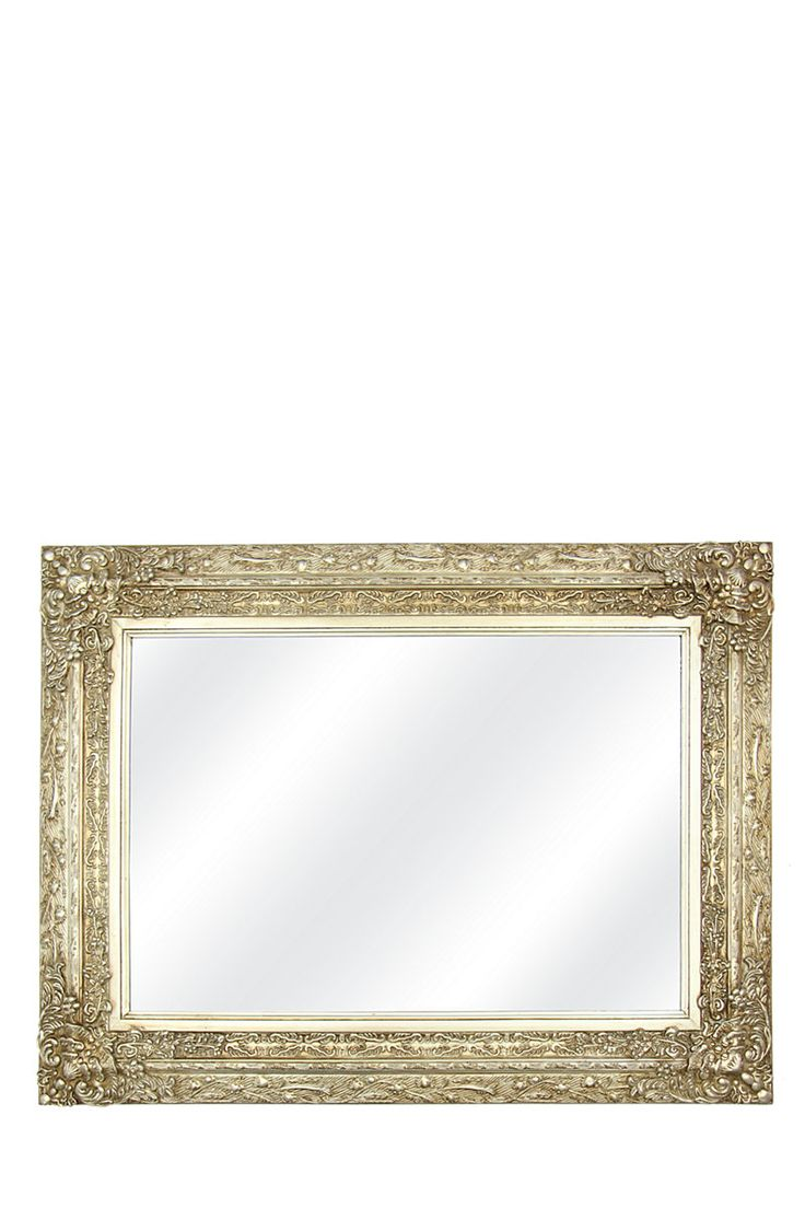 Resin Ornate Baroque 92x102cm Mirror| Mrphome Online Shopping