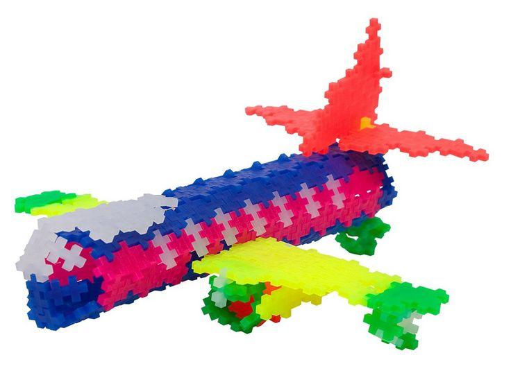 Un avion en PlusPlus
