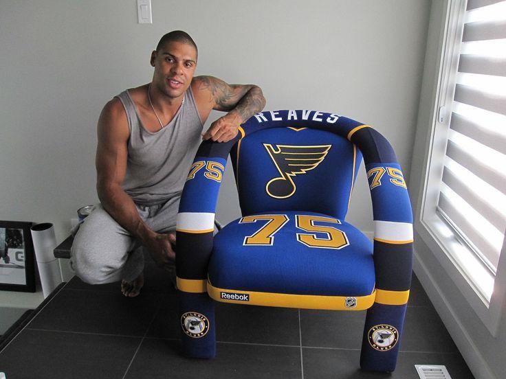 St Louis Blues Ryan Reaves!!