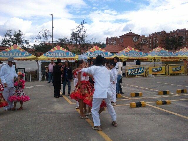 Cultural festival Bogota