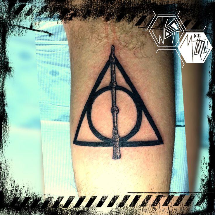 #tatuaje #tattooarte #tattoo #tattooartist #tattooart #ink ##artista #art #arte #blacktattoo #blackwork #harrypotter #bodyart #chile #wasodemattos