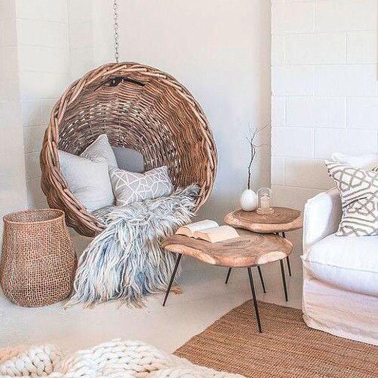 Braided baskets provide interior goals