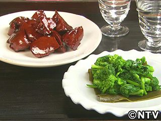 Chicken Liver cooked in Red wine 鶏レバーの赤ワイン煮のレシピ|キユーピー3分クッキング