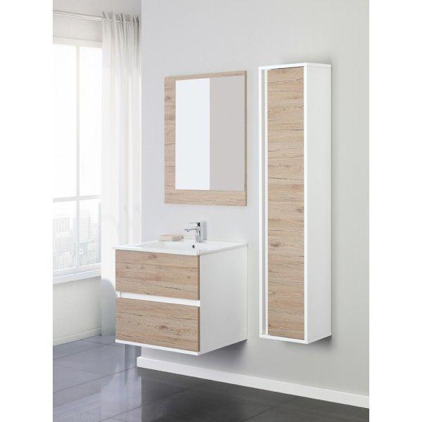 Mobile bagno 60 o 90 cm con specchio incluso Mobili bagno a