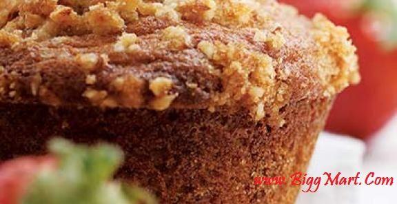 Strawberry-Orange Muffins Recipe For Kids.......!