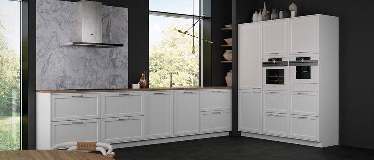Klassiek meubeldesign aangepast aan de moderne ruimte.