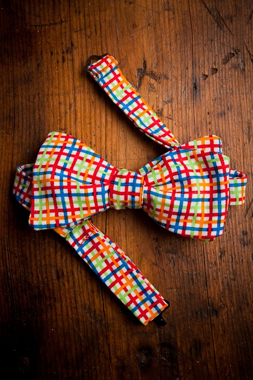 Out of This World Bow Tie by Mos Bows for Bourbon and Boots