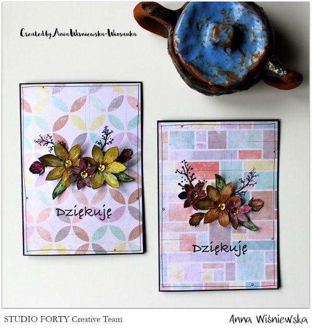 Cards for teachers