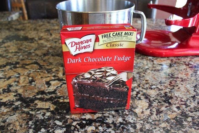 Chocolate Lava Cake in the Crock Pot. Delicious!