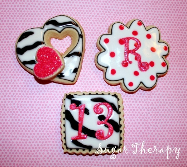 idea for upcoming order!!! | cookie ideas | Pinterest | Zebra Cookies ...