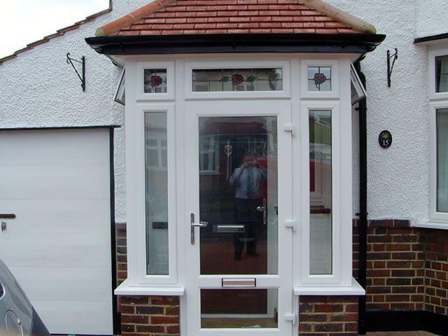 upvc front porch designs - Google Search