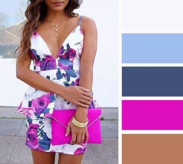 PJ - MG - FASHION : Dobierz kolory i wyglądaj pięknie