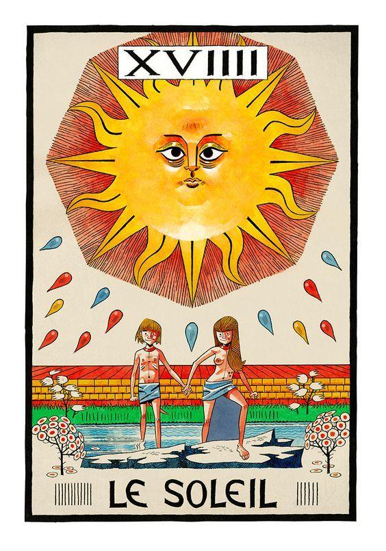 Carta Tarot para 28-04-2017  As energias nos últimos dias apelam um pouco à mudança, mudança de atitude, de postura e na acção e hoje não será diferente. As energias estarão melhores e deverá aproveitar uma maior consciência das coisas e de você mesmo para criar novas sinergias na sua vida. Use o seu bem-estar para lidar com as situações que mais o incomodam de forma positiva.   A carta tarot para hoje, o sol, indica um dia mais feliz e bem disposto. Um dia com brilho e com protecção. Mas…