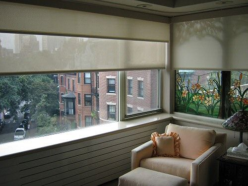 7 best how to diy rollershades images on pinterest for How to install motorized blinds