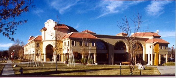Pueblo Community College Academic Building - HGF Architects, Inc.